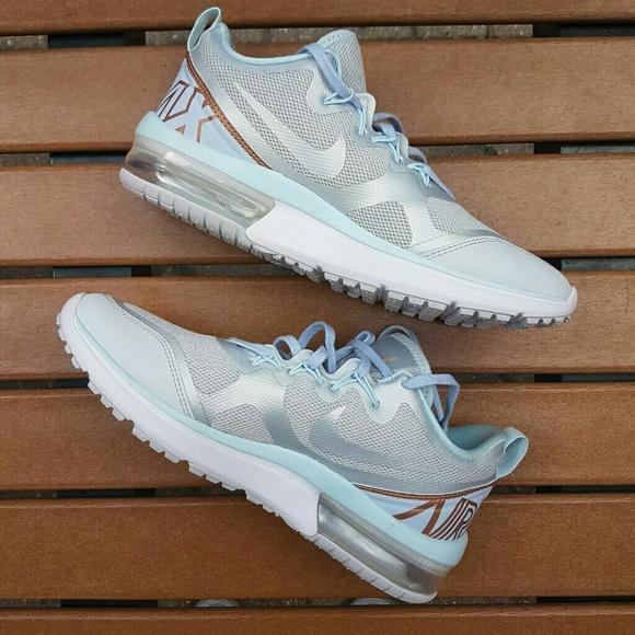 Zapatos Nike Nueva Poshmark Air Max Furia Pura Poshmark Nueva Platinummetallic Bronz 01cd3d